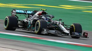 Valtteri Bottas - Mercedes - Formel 1 - GP Portugal - Portimao - 23. Oktober 2020