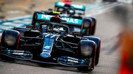 Valtteri Bottas - Mercedes - Formel 1 - GP Russland - Sotschi - 26. September 2020
