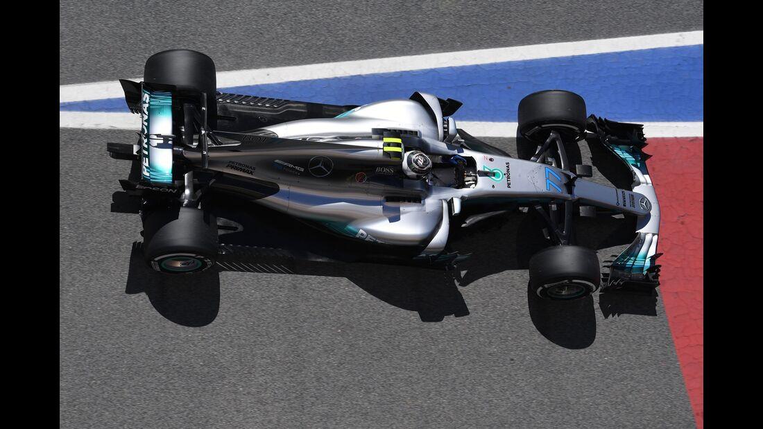 Valtteri Bottas - Mercedes - Formel 1 - GP Spanien - 12. Mai 2017
