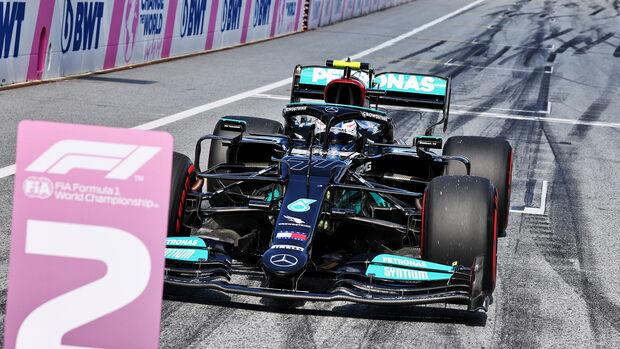 Valtteri Bottas - Mercedes - Formel 1 - GP Steiermark - 26. Juni 2021