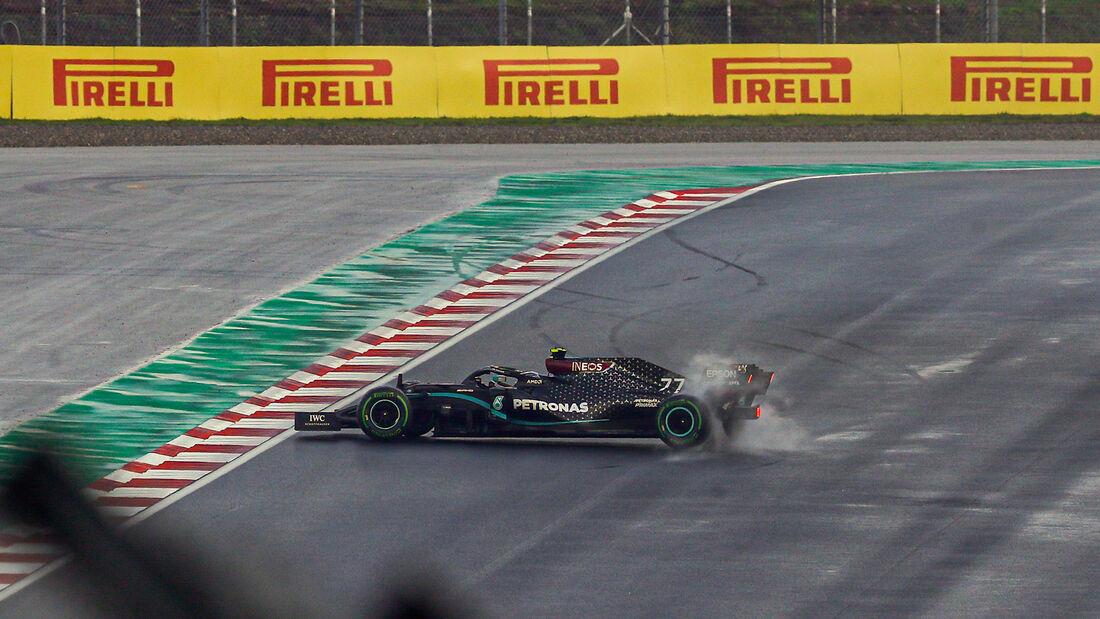 Valtteri Bottas - Mercedes - Formel 1 - GP Türkei - Istanbul - Samstag - 14.11.2020
