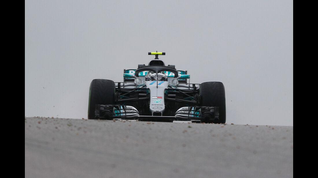 Valtteri Bottas - Mercedes - Formel 1 - GP USA - 19. Oktober 2018