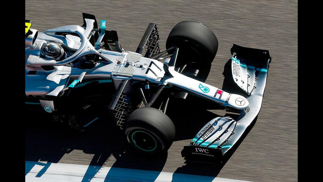 Valtteri Bottas - Mercedes - Formel 1 - GP USA - Austin - 1. November 2019