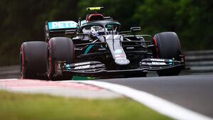 Valtteri Bottas - Mercedes - Formel 1 - GP Ungarn - Budapest - 17. Juli 2020