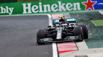 Valtteri Bottas - Mercedes - Formel 1 - GP Ungarn - Budapest - 18. Juli 2020