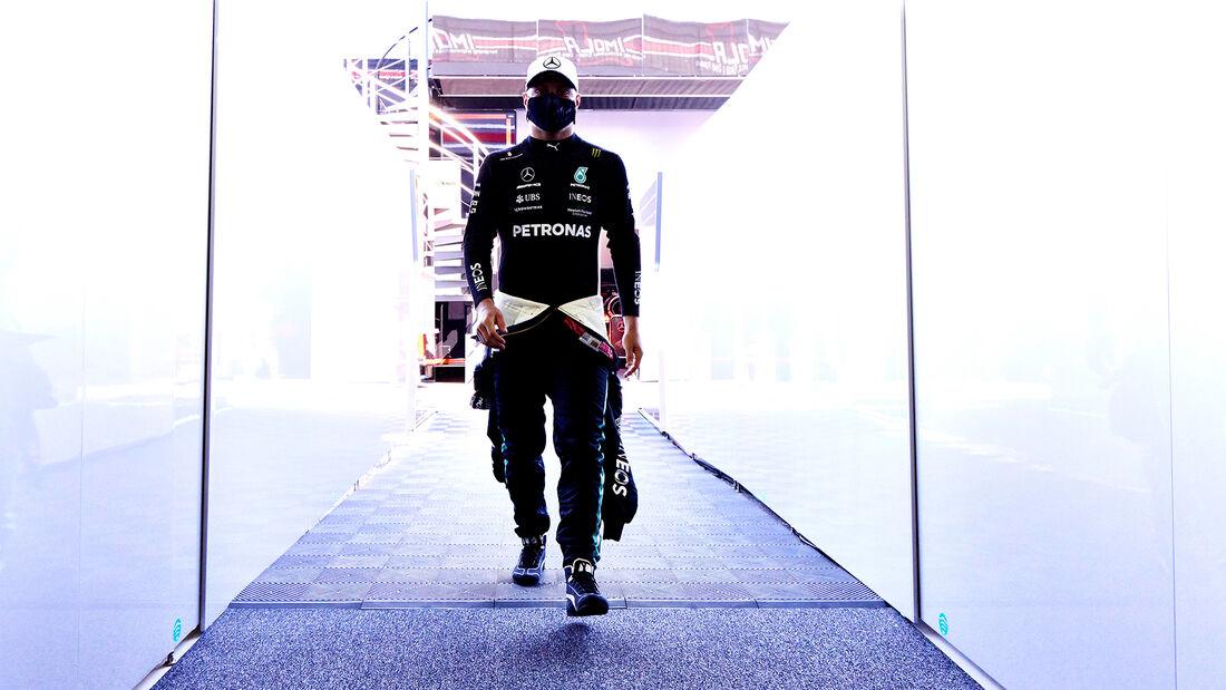 Valtteri Bottas - Mercedes - Formel 1 - Imola - GP Emilia Romagna - 16. April 2021