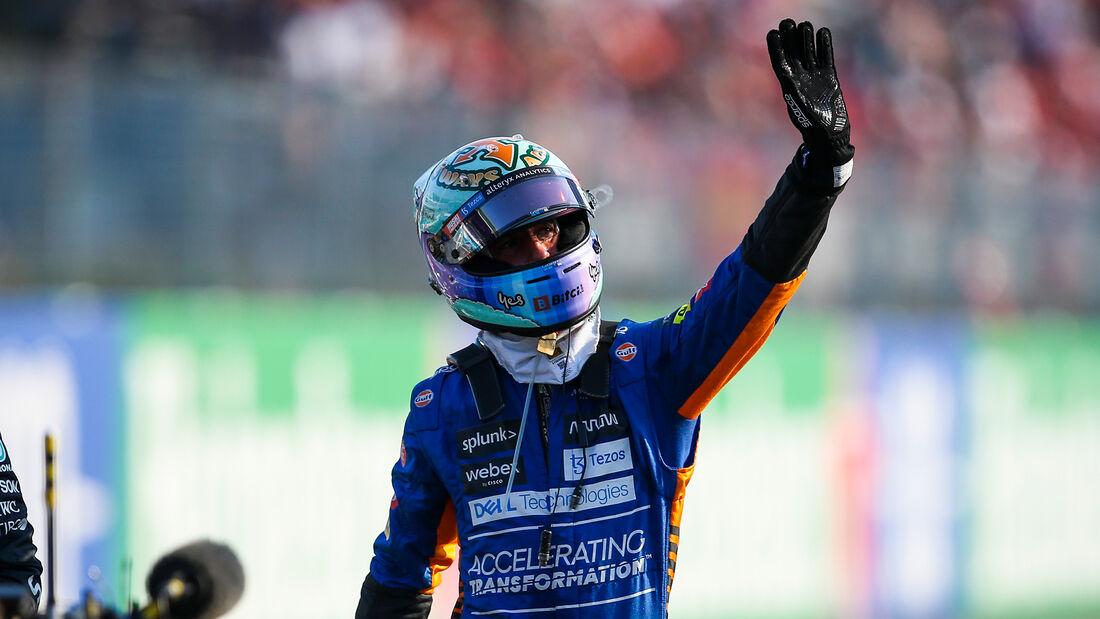 Valtteri Bottas - Mercedes - Formel 1 - Monza - GP Italien - 11. September 2021