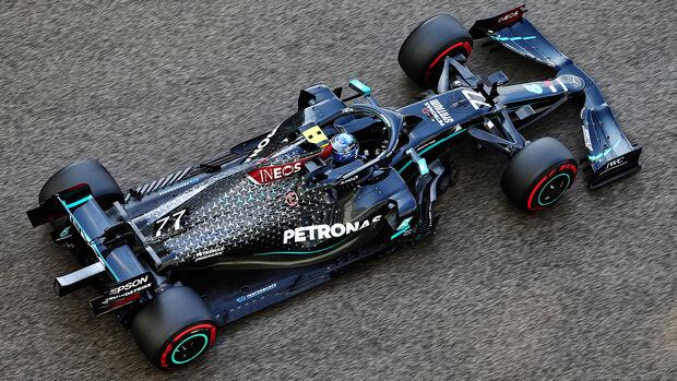 Valtteri Bottas - Mercedes - GP Abu Dhabi 2020