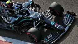 Valtteri Bottas - Mercedes - GP Abu Dhabi 2020 - Qualifikation