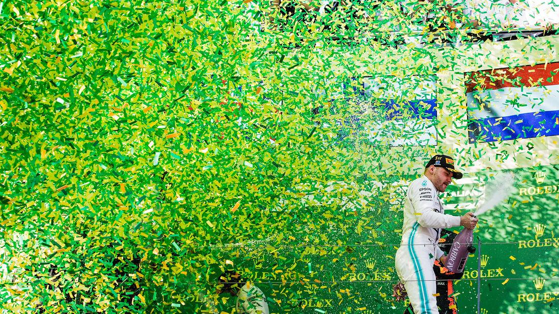 Valtteri Bottas - Mercedes - GP Australien 2019
