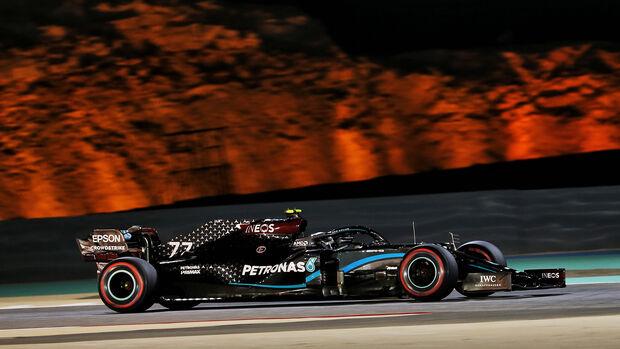 Valtteri Bottas - Mercedes - GP Bahrain 2020 - Sakhir