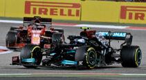 Valtteri Bottas - Mercedes - GP Bahrain 2021 - Rennen