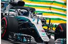 Valtteri Bottas - Mercedes - GP Brasilien - Interlagos - Formel 1 - Freitag - 9.11.2018