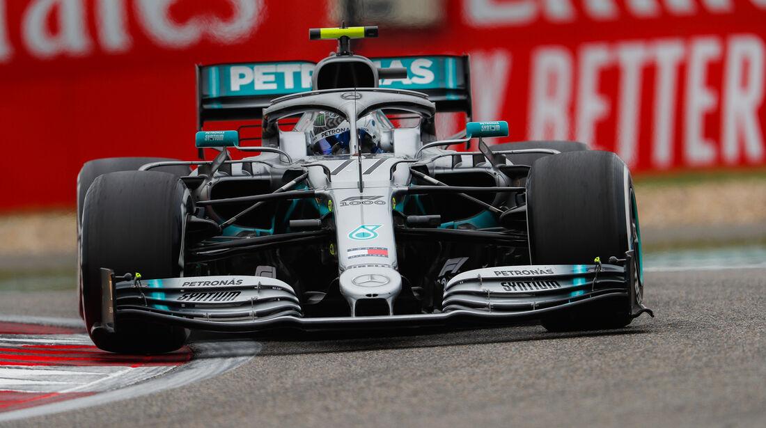 Valtteri Bottas - Mercedes - GP China 2019 - Shanghai