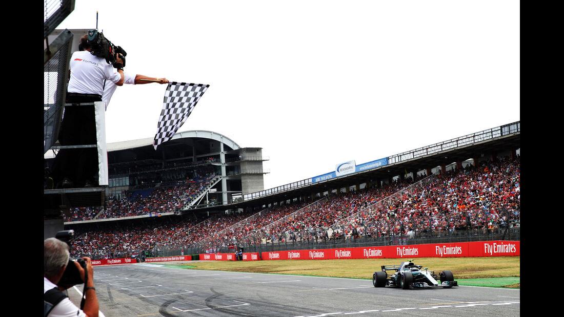 Valtteri Bottas - Mercedes - GP Deutschland 2018 - Hockenheim - Qualifying - Formel 1 - Samstag - 21.7.2018