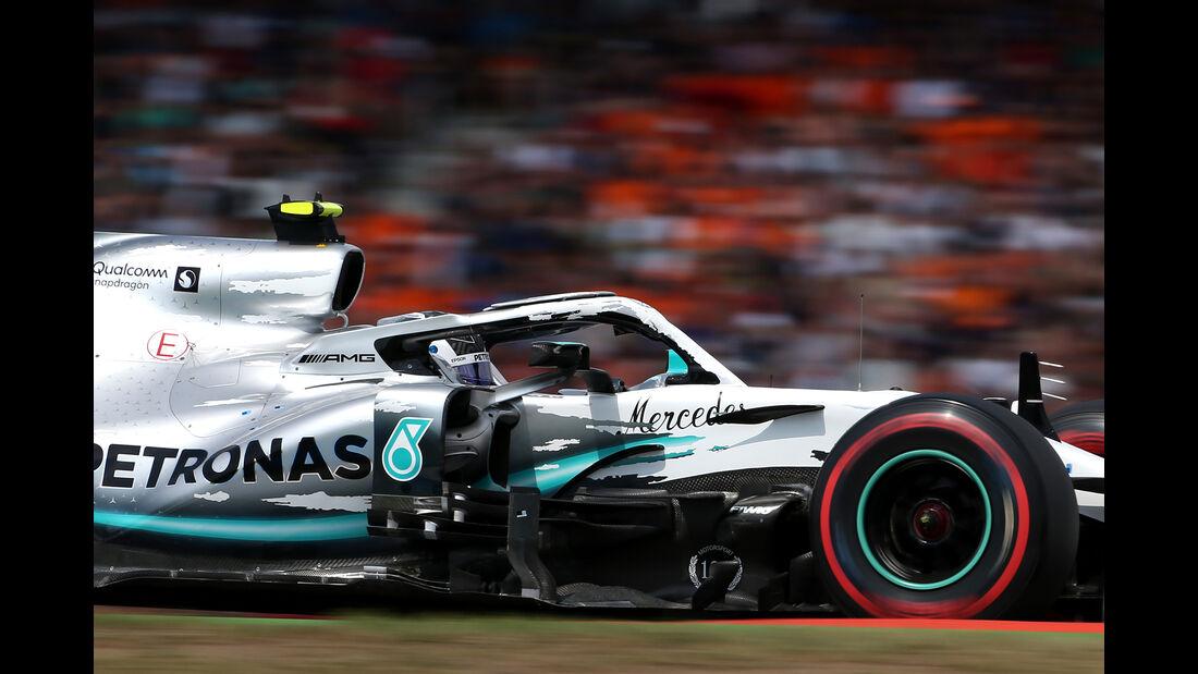 Valtteri Bottas - Mercedes - GP Deutschland 2019 - Hockenheim - Qualifying