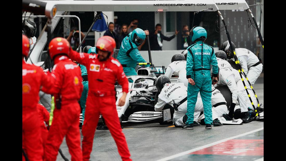 Valtteri Bottas - Mercedes - GP Deutschland 2019 - Hockenheim - Rennen