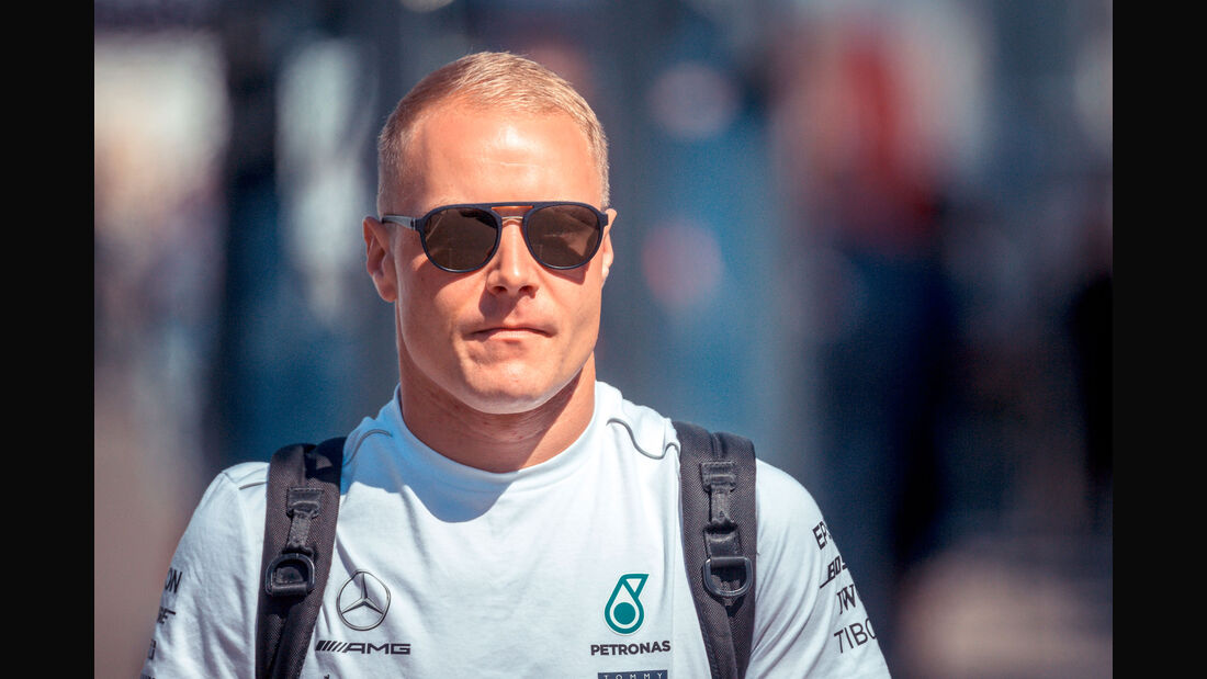 Valtteri Bottas - Mercedes - GP Deutschland - Hockenheim - Formel 1 - Donnerstag - 19.7.2018