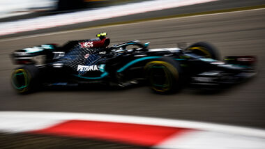 Valtteri Bottas - Mercedes - GP Eifel - Nürburgring - Samstag - 10.10.2020