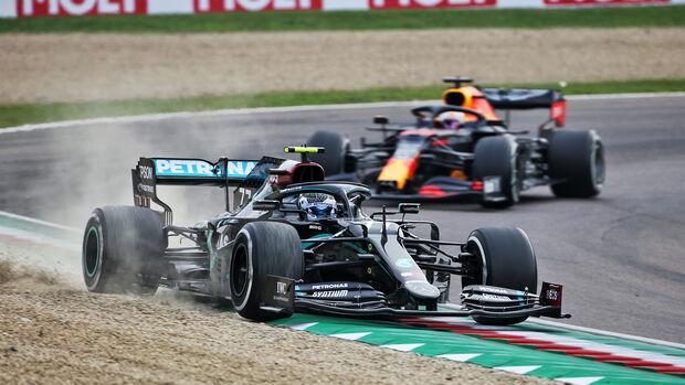 Valtteri Bottas - Mercedes - GP Emilia Romagna 2020 - Imola