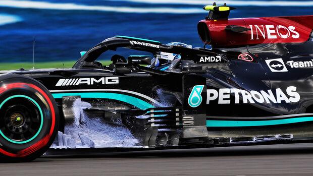 Valtteri Bottas - Mercedes - GP England - Silverstone  - Formel 1 - 16. Juli 2021