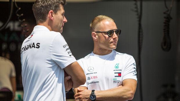 Valtteri Bottas - Mercedes - GP Frankreich 2018