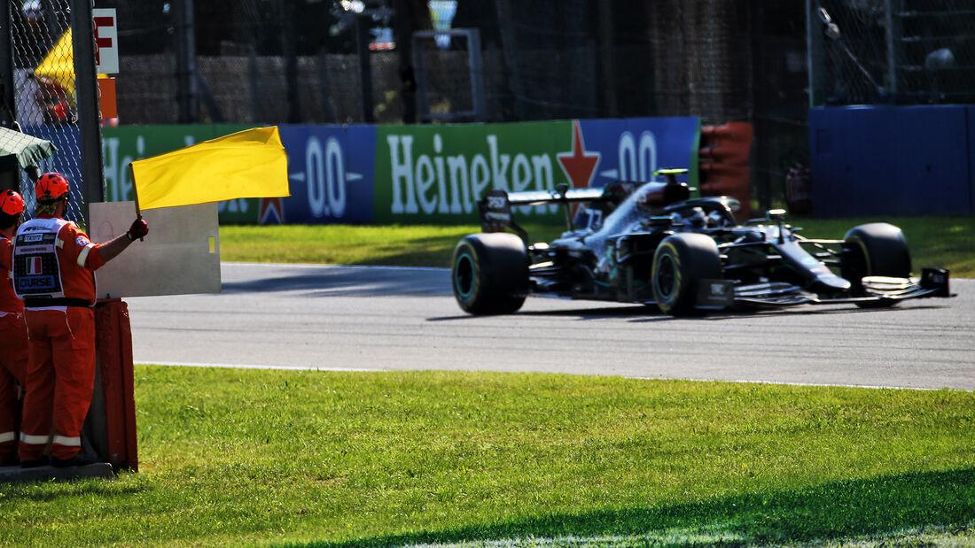 Valtteri Bottas - Mercedes - GP Italien 2020 - Monza