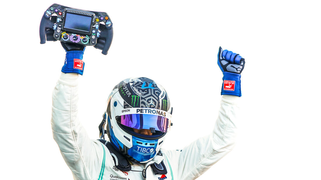 Valtteri Bottas - Mercedes - GP Japan 2019