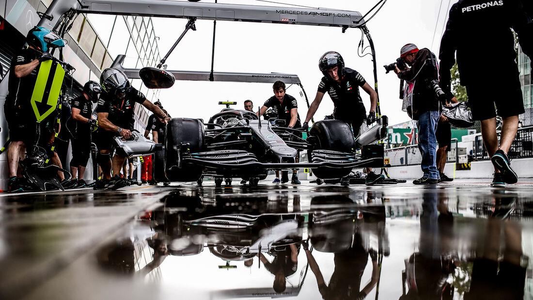 Valtteri Bottas - Mercedes - GP Kanada 2019