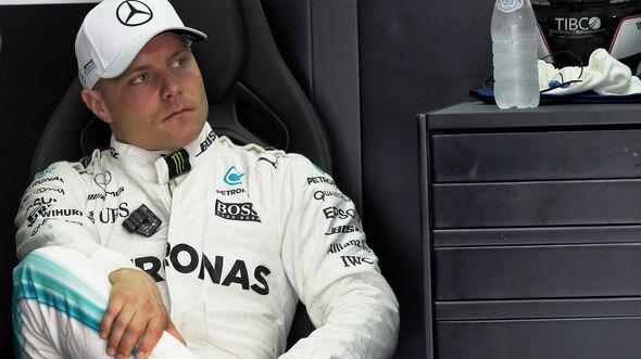Valtteri Bottas - Mercedes - GP Malaysia - Sepang - 29. Oktober 2017