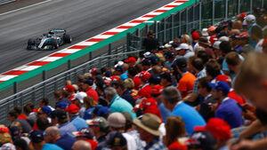 Valtteri Bottas - Mercedes - GP Österreich 2017 - Qualifying