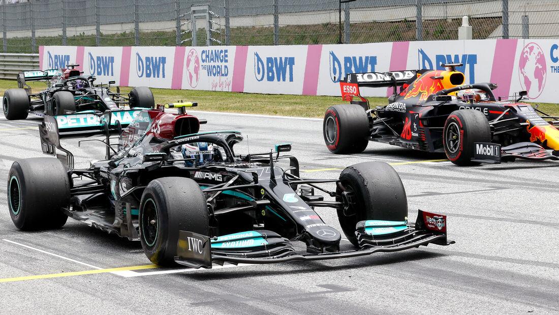 Valtteri Bottas - Mercedes - GP Österreich 2021 - Spielberg