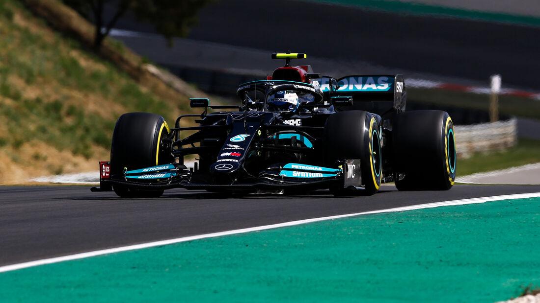 Valtteri Bottas - Mercedes - GP Portugal - Portimao - 1. Mai 2021