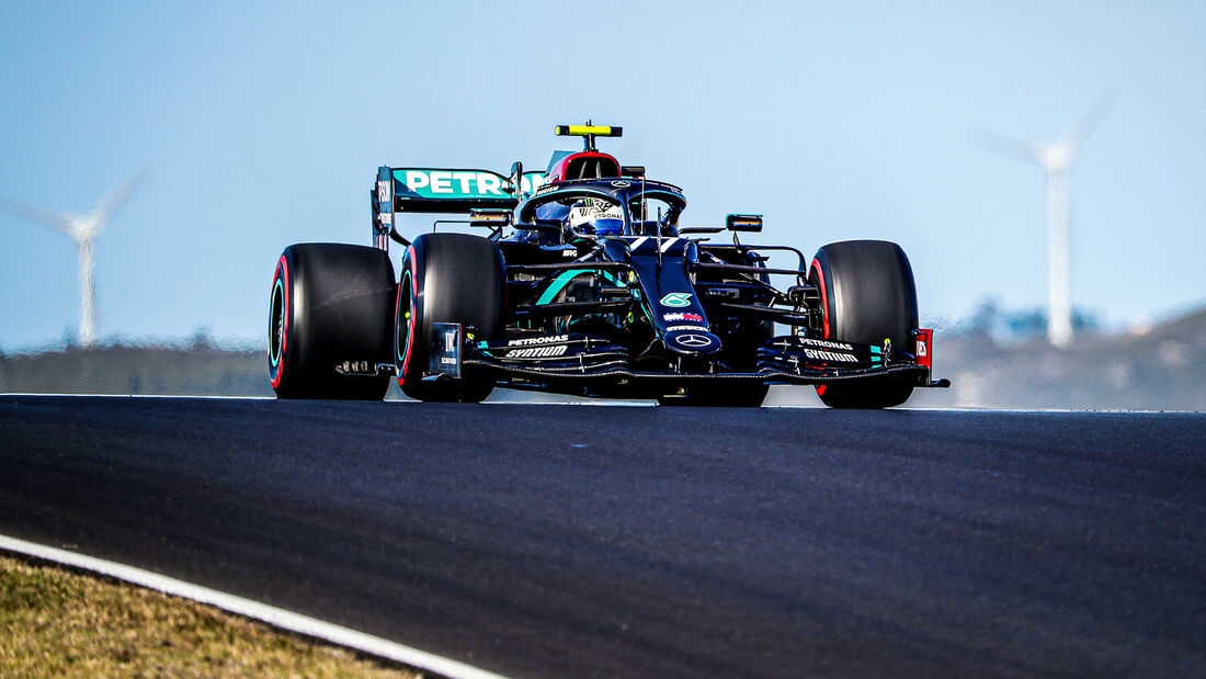 Valtteri Bottas - Mercedes - GP Portugal - Portimao