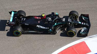 Valtteri Bottas - Mercedes - GP Russland - Sotschi - Formel 1 - 2020