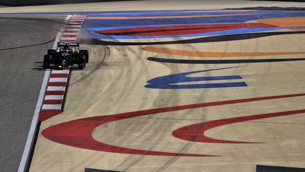 Valtteri Bottas - Mercedes - GP Sakhir 2020 - Bahrain