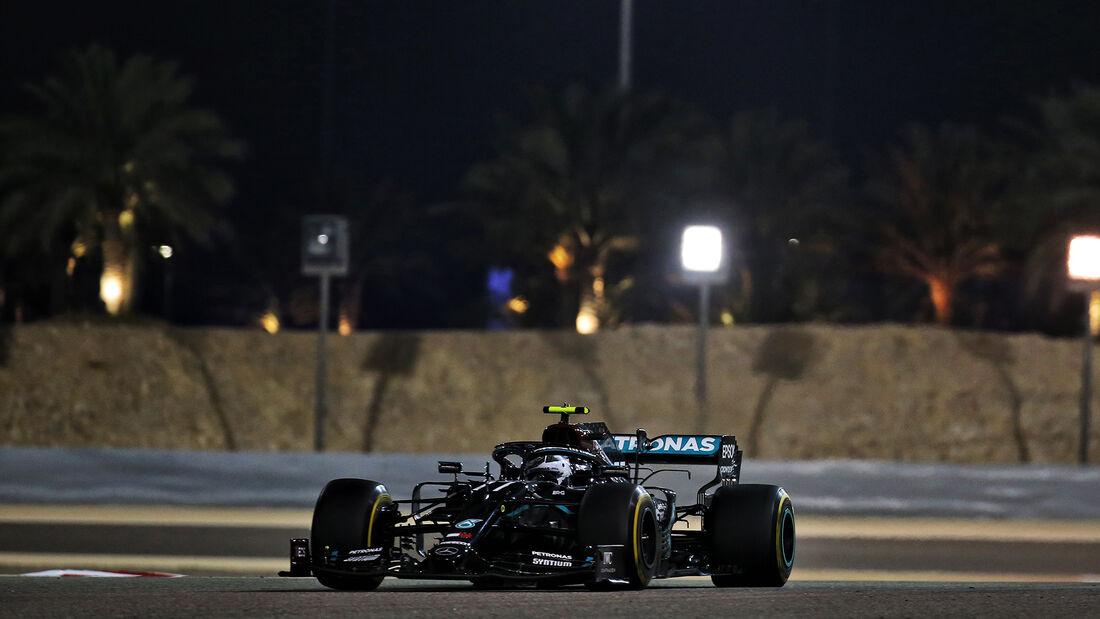 Valtteri Bottas - Mercedes - GP Sakhir 2020 - Bahrain - Rennen