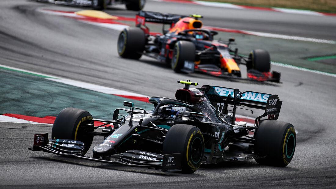 Valtteri Bottas - Mercedes - GP Spanien 2020 - Barcelona