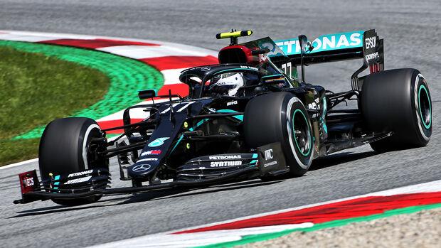 Valtteri Bottas - Mercedes - GP Steiermark 2020 - Spielberg