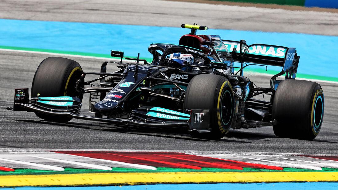 Valtteri Bottas - Mercedes - GP Steiermark - Spielberg - Formel 1 - 25. Juni 2021