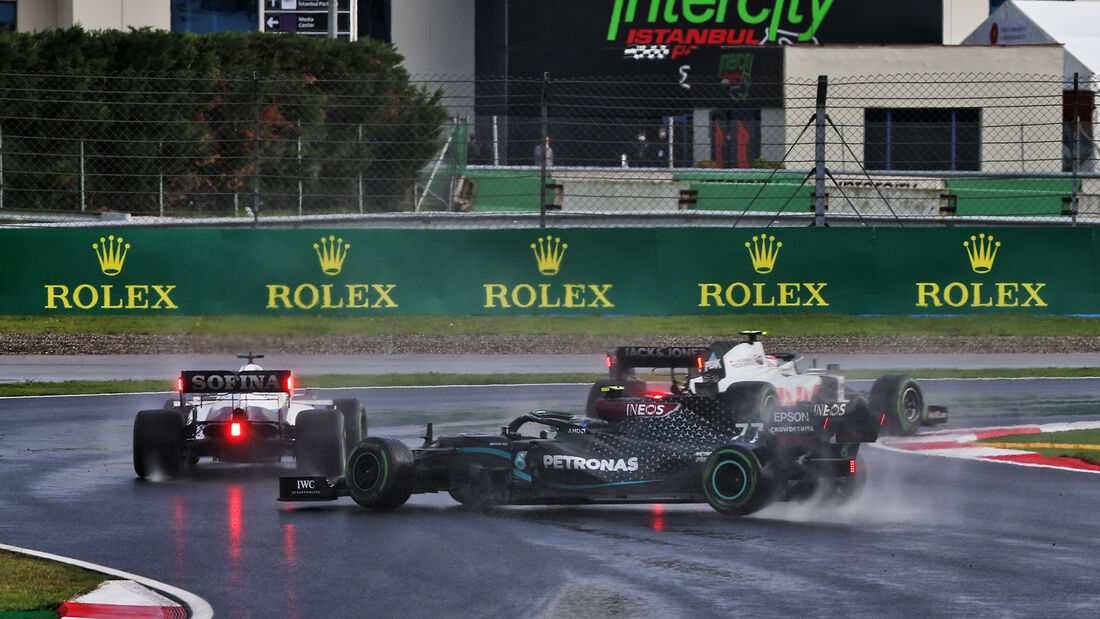 Valtteri Bottas - Mercedes - GP Türkei 2020 - Istanbul - Rennen