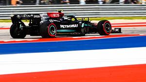 Valtteri Bottas - Mercedes - GP USA 2021 - Austin