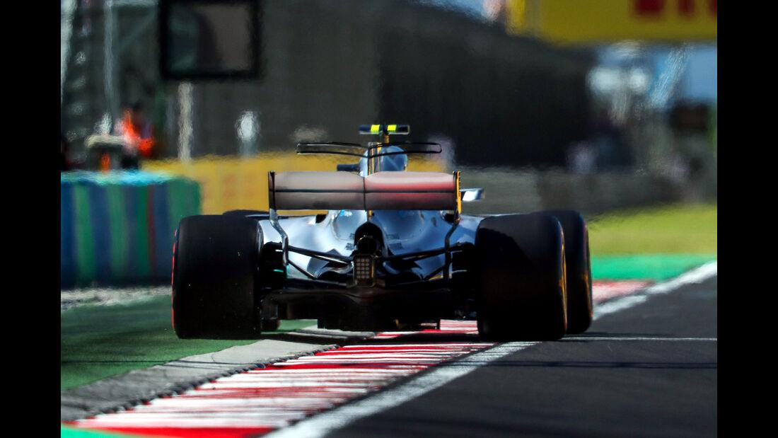 Valtteri Bottas - Mercedes - GP Ungarn 2017 - Budapest - Qualifying