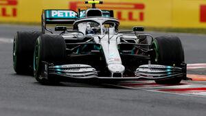 Valtteri Bottas - Mercedes - GP Ungarn 2019 - Budapest