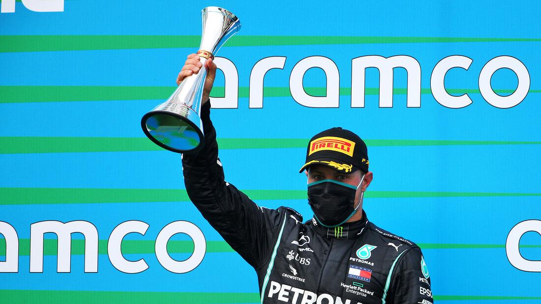 Valtteri Bottas - Mercedes - GP Ungarn 2020