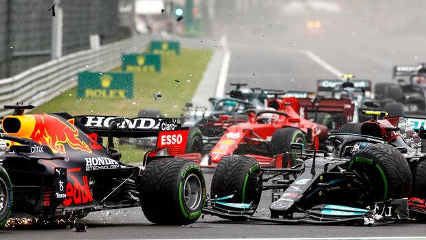 Valtteri Bottas - Mercedes - GP Ungarn 2021 - Budapest - Rennen