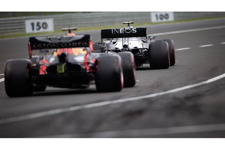 WM-Duell gegen Mercedes: Verschläft Red Bull wieder den Start? - auto motor und sport