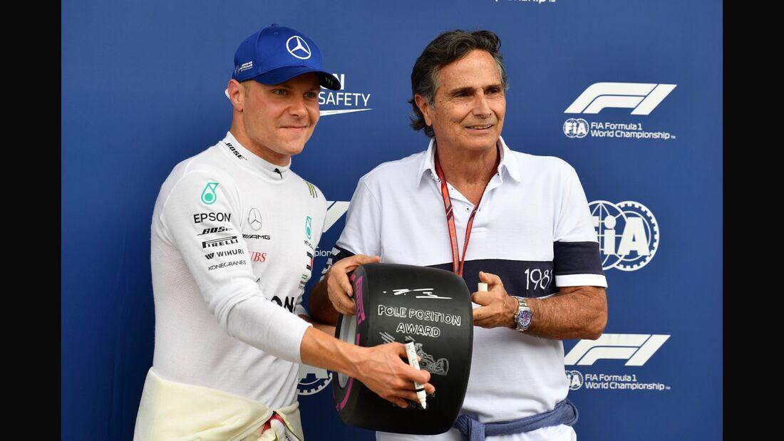 Valtteri Bottas - Mercedes - Nelson Piquet - Formel 1 - GP Österreich - 30. Juni 2018