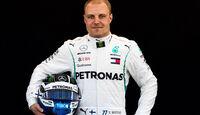Valtteri Bottas - Porträt - Formel 1 - 2018