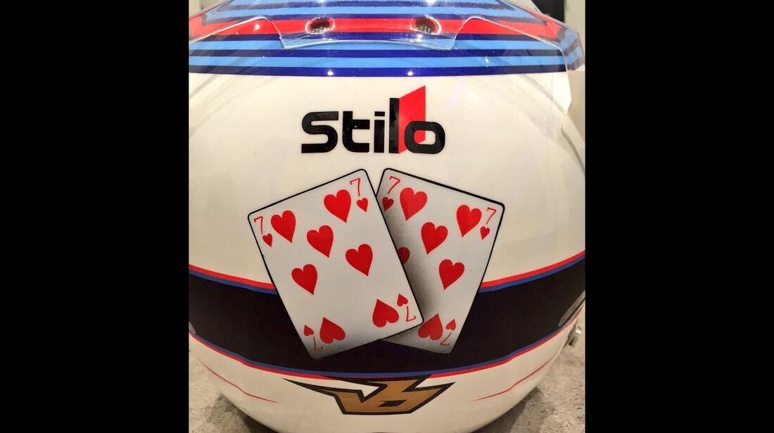 Valtteri Bottas - Spezialhelm - GP Monaco 2016